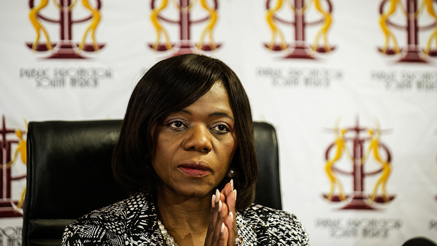 Public Protector appointment process