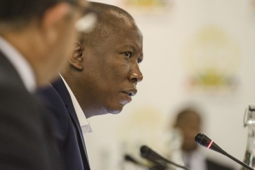 Malema's questions for judges at the JSC interviews