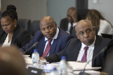 Three new members of the JSC panel