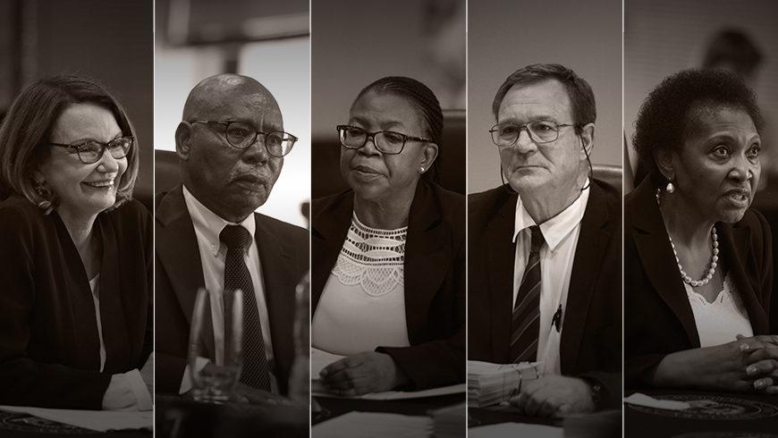 Supreme Court of Appeal gets 5 new judges