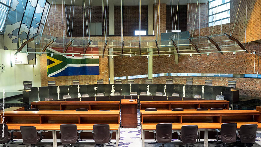 Is the process for the appointment of South Africa's Constitutional Court judges flawed?