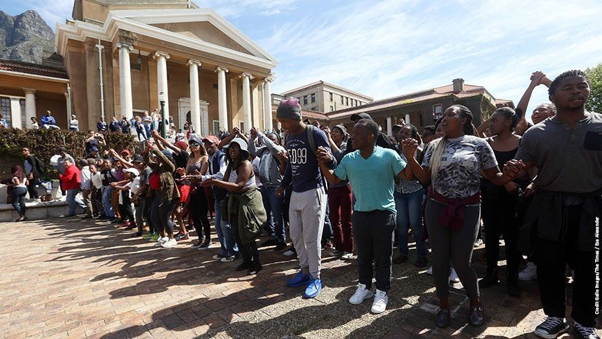#FeesMustFall and the appointment of Judges