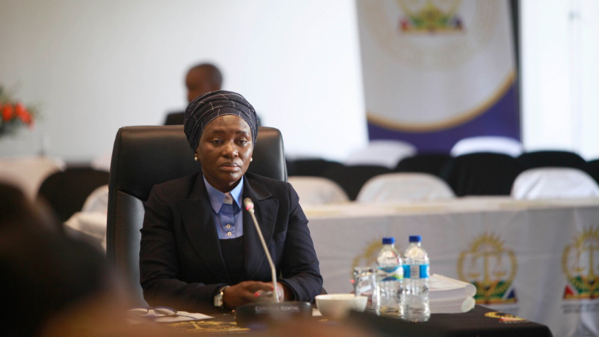 Judge Makhubele: High Court Judge and Parastatal Chair?