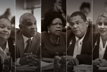 Five ConCourt candidates recommended to the President