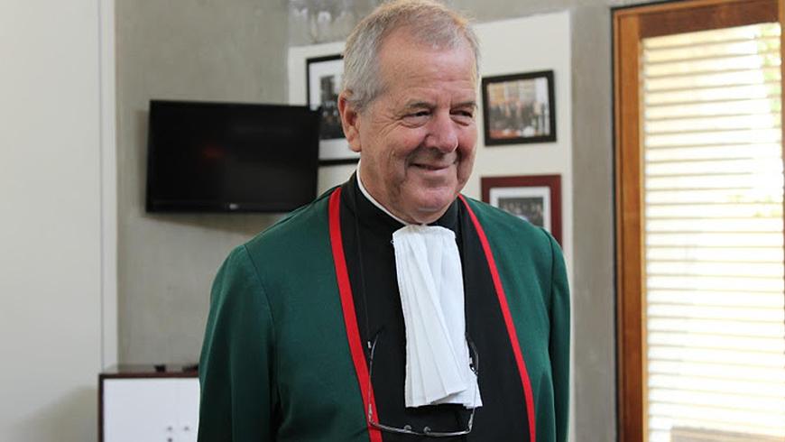 Justice Johann Froneman