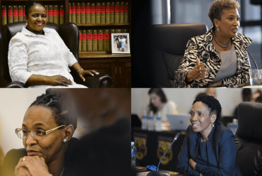 Will the next Chief Justice be a woman?