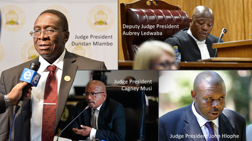 Will the next Chief Justice come from the current Judges President?