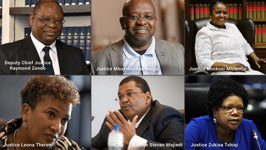 Who from the Constitutional Court could be the next Chief Justice?