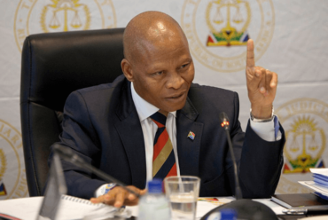 Mogoeng, the devil and the anti-vaxxers