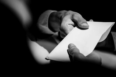 Judicial bribery and corruption